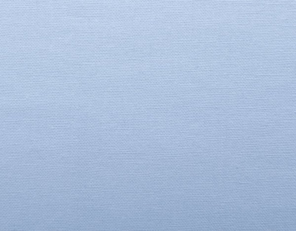 Spannbettlaken Renforcé hellblau