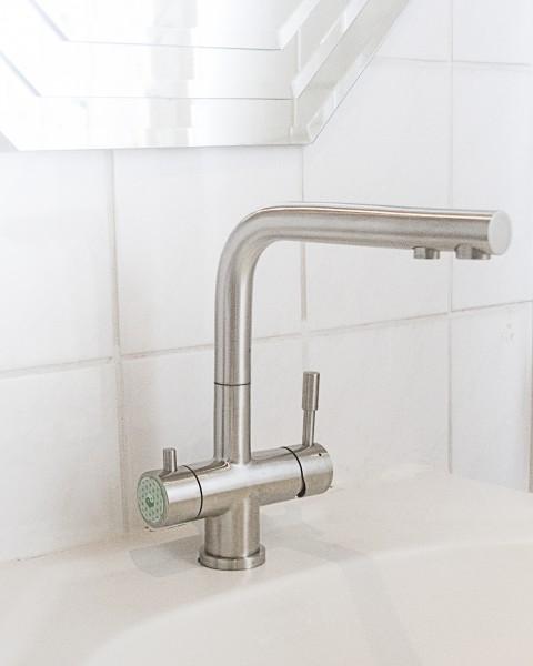 3-Weg-Wasserfilter-Wasserhahn