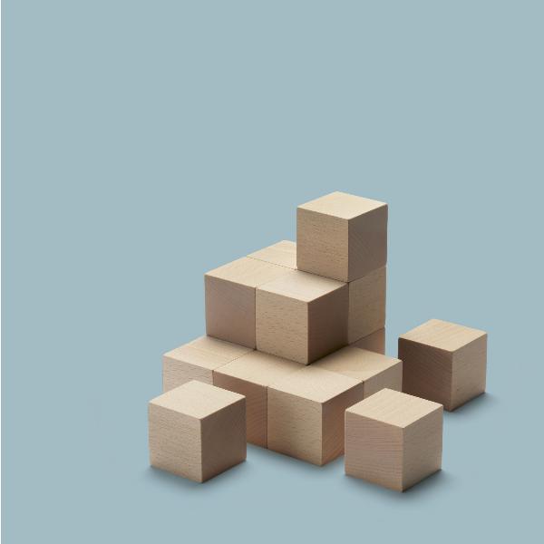 Cuboro Extra Set Cubes