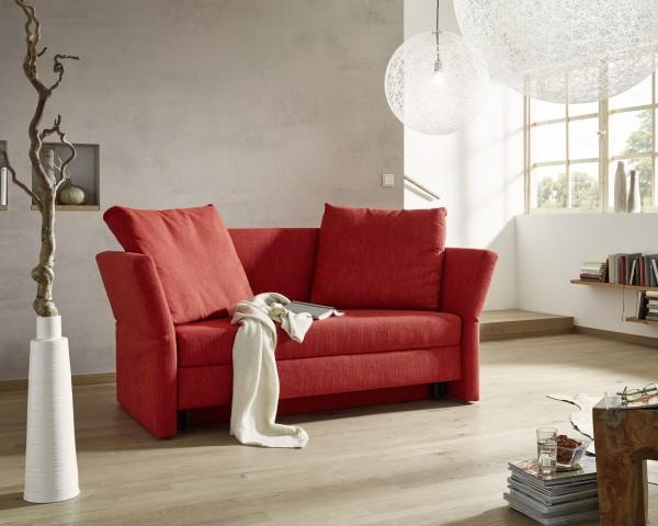 Sofa Cassino (Beispiel in Stoffgruppe C, 140 cm breit)