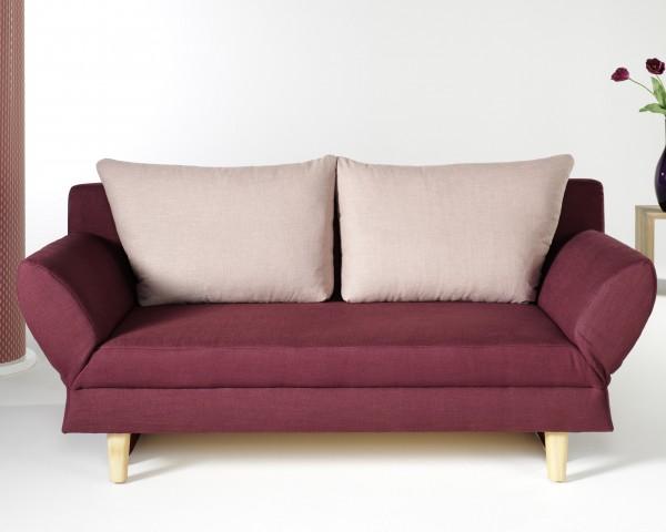 Sofa Fortuna (Beispiel in Stoffgruppe C)